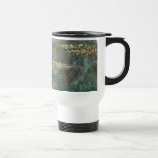 Claude Monet - Le Bassin des Nympheas Travel Mug