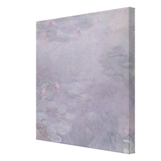 Claude Monet | Light-coloured Waterlilies Canvas Print