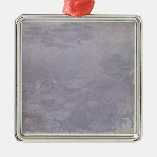 Claude Monet | Light-coloured Waterlilies Christmas Ornament
