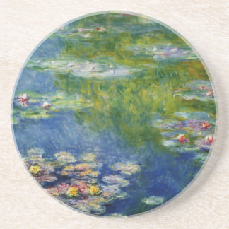 Claude Monet, Lily Pond at Giverny Coaster