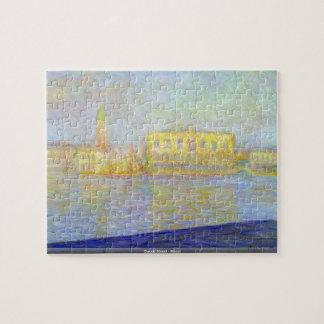 Claude Monet - Monet  puzzle