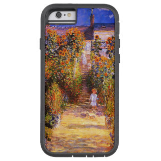 Claude Monet-Monet's Garden at Vétheuil Tough Xtreme iPhone 6 Case