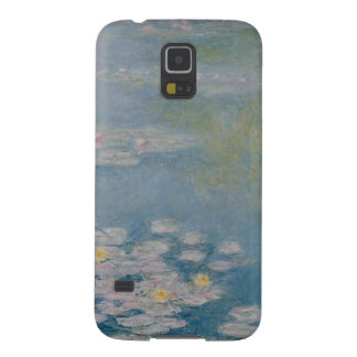 Claude Monet | Nympheas at Giverny, 1908 Cases For Galaxy S5