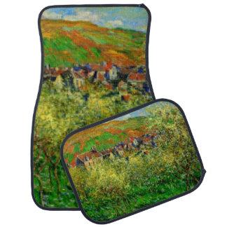 Claude Monet Painting Car Mats Full Set (set of 2) Car Mat