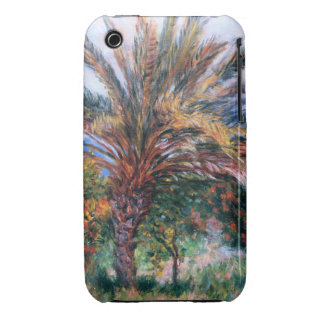 Claude Monet: Palm Tree at Bordighera iPhone 3 Case-Mate Case