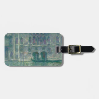Claude Monet | Panoramic View of the Ile-de-France Luggage Tag