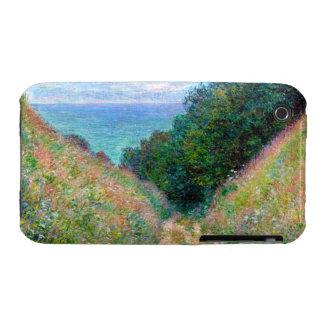 Claude Monet: Path at La Cavee Pourville iPhone 3 Covers