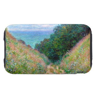 Claude Monet: Path at La Cavee Pourville iPhone 3 Tough Cover