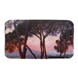 Claude Monet: Pines Case-Mate iPhone 3 Cases