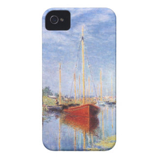 Claude Monet: Pleasure Boats at Argenteuil Blackberry Bold Covers