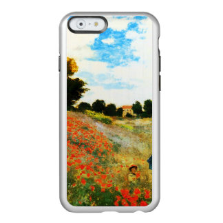 Claude Monet-Poppies at Argenteuil Incipio Feather® Shine iPhone 6 Case