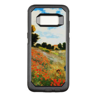 Claude Monet-Poppies at Argenteuil OtterBox Commuter Samsung Galaxy S8 Case