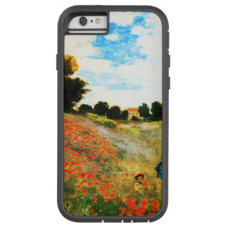 Claude Monet-Poppies at Argenteuil Tough Xtreme iPhone 6 Case