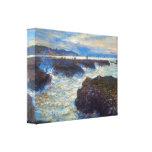 Claude Monet - Pourville Canvas Prints