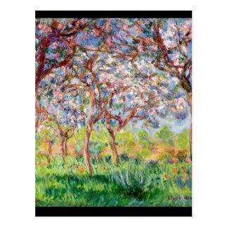 Claude Monet | Printemps a Giverny, 1903 Postcard
