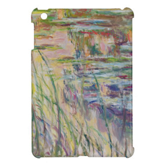 Claude Monet | Reflections on the Water, 1917 iPad Mini Cover