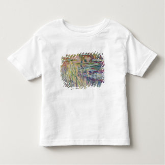 Claude Monet | Reflections on the Water, 1917 Toddler T-Shirt