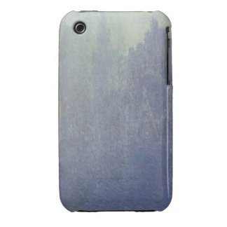 Claude Monet | Rouen Cathedral, Foggy Weather iPhone 3 Case-Mate Case