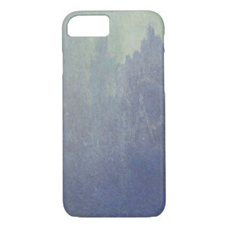 Claude Monet   Rouen Cathedral, Foggy Weather iPhone 8/7 Case