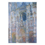 Claude Monet | Rouen Cathedral Poster