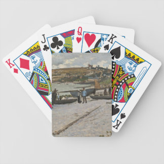 Claude Monet | Sainte-Adresse, 1867 Bicycle Playing Cards