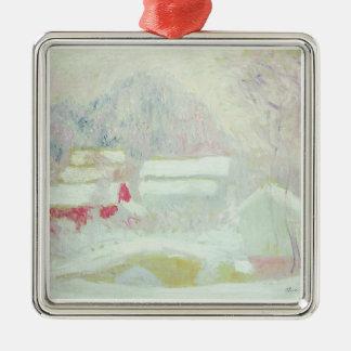 Claude Monet | Sandviken, Norway Christmas Ornament