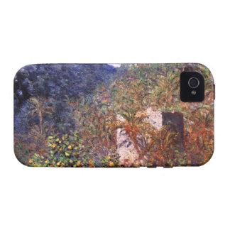 Claude Monet: Sasso Valley iPhone 4/4S Case