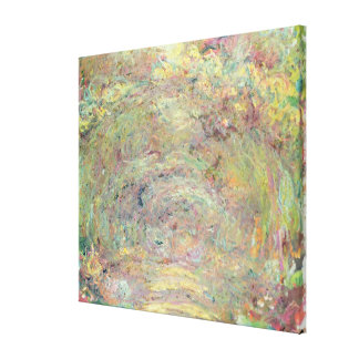 Claude Monet | Shaded Path Canvas Print