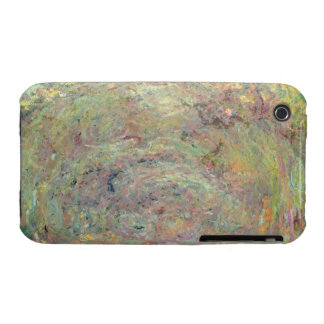 Claude Monet | Shaded Path iPhone 3 Case-Mate Cases