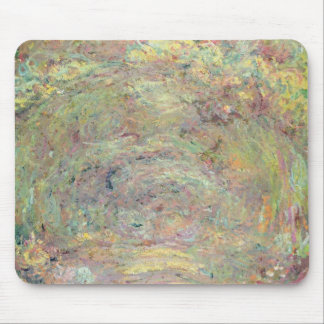 Claude Monet | Shaded Path Mouse Pad