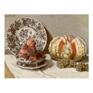 Claude Monet | Still Life, 1872 Postcard
