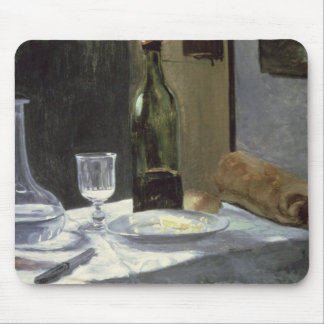 Claude Monet | Still Life with Bottles Mouse Pad