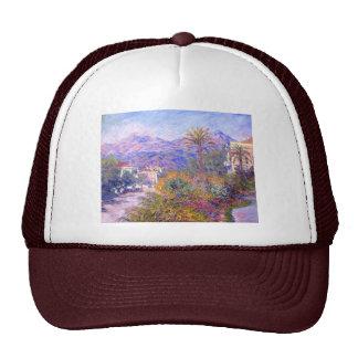 Claude Monet: Strada Romada in Bordighera Cap