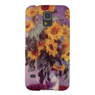 Claude Monet // Sunflowers Galaxy Nexus Cases