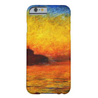 Claude Monet-Sunset in Venice Barely There iPhone 6 Case