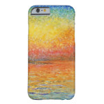 Claude Monet Sunset In Venice iPhone 6 Case