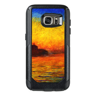 Claude Monet-Sunset in Venice OtterBox Samsung Galaxy S7 Case