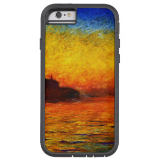 Claude Monet-Sunset in Venice Tough Xtreme iPhone 6 Case