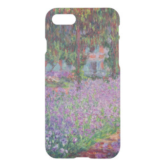 Claude Monet | The Artist's Garden at Giverny iPhone 8/7 Case