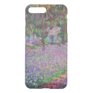 Claude Monet | The Artist's Garden at Giverny iPhone 8 Plus/7 Plus Case