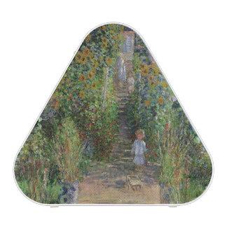 Claude Monet | The Artist's Garden at Vetheuil
