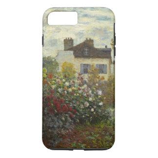 Claude Monet The Artist's Garden Floral Vintage iPhone 8 Plus/7 Plus Case
