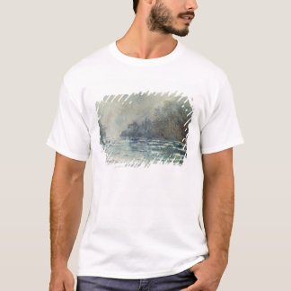 Claude Monet | The Break up at Vetheuil, c.1883 T-Shirt