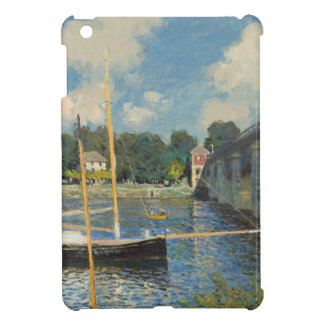 Claude Monet | The Bridge at Argenteuil iPad Mini Cases