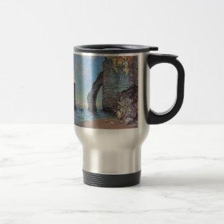 Claude Monet // The Cliffs at Etretat Coffee Mugs