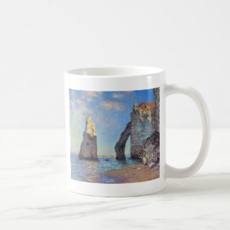 Claude Monet // The Cliffs at Etretat Mugs