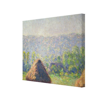 Claude Monet | The End of the Summer, at Givern Canvas Print