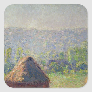 Claude Monet | The End of the Summer, at Givern Square Sticker