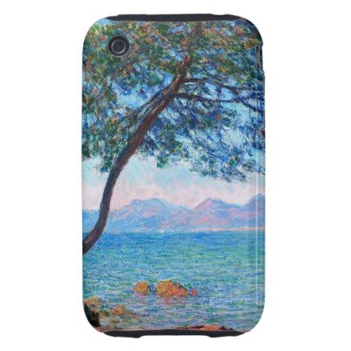 Claude Monet: The Esterel Mountains iPhone 3 Tough Covers