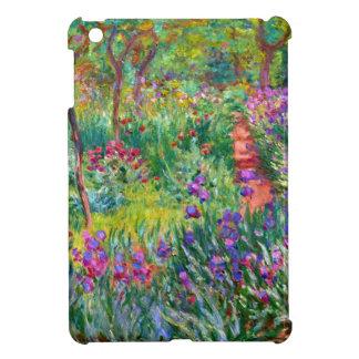 Claude Monet: The Iris Garden at Giverny iPad Mini Covers